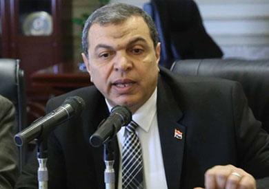 محمد سعفان - وزير القوى العاملة والهجرة