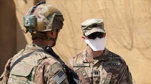 كورونا في الجيش الأمريكي
