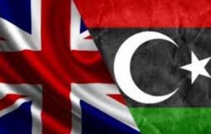 ليبيا وبريطانيا تبحثان فرص التعاون في مجالات الاقتصاد والاستثمار والطاقة