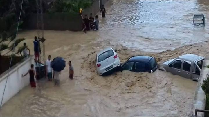 بلجيكا وضع كارثي جنوب شرق البلاد بسبب استمرار الفيضانات