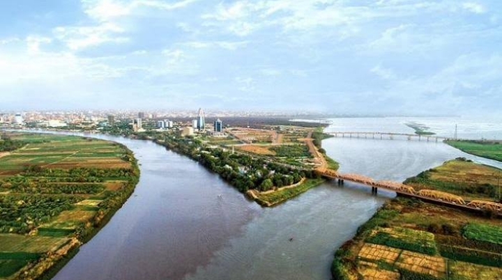 السودان ارتفاع إيراد النيل الأزرق.. والخرطوم تتجاوز منسوب الفيضان بنحو 14 سم