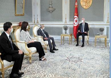 قيس سعيد: لا مجال في تونس اليوم للظلم أو الابتزاز أو مصادرة الأموال