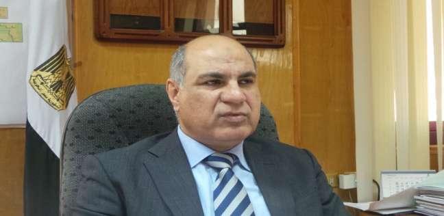 رئيس جامعة كفر الشيخ -  د. ماجد القمري