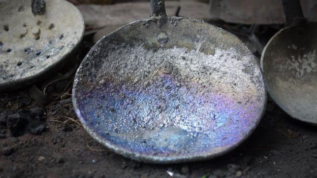 أواني الطعام الملوثة بالرصاص مصدر مهم من مصادر التسمم