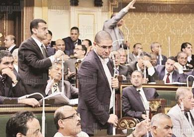 جلسة عامة فى البرلمان 2016 تصوير لبنى طارق<br/>