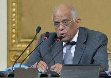 عبدالعال يهنيء سعد الجمال لانتخابه نائبا لرئيس البرلمان العربي