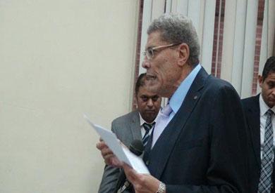 عبدالعزيز أبو عيانة، رئيس محكمة استئناف المنصورة