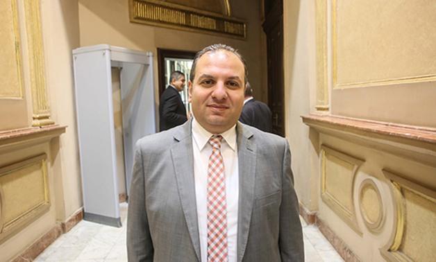 المهندس علي محمد عز، عضو مجلس النواب
