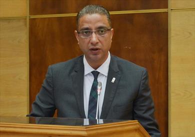 الدكتور أحمد الأنصاري، محافظ سوهاج