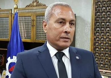 اللواء احمد حامد محافظ السويس