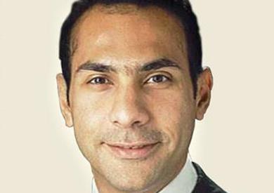 عاكف المغربى، نائب رئيس البنك