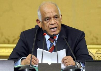 رئيس مجلس النواب علي عبدالعال