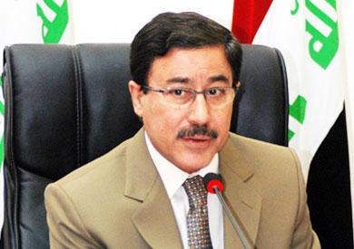 محافظ البنك المركزي العراقي علي محسن العلاق