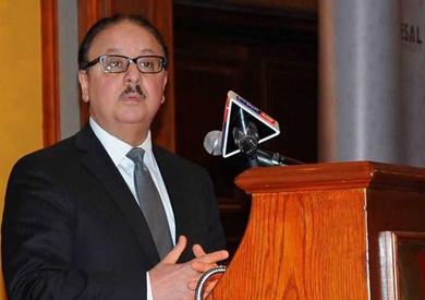 وزير الاتصالات يستعرض الرؤية المستقبلية للقطاع حتى 2025 بالقمة العالمية للحكومات بدبي