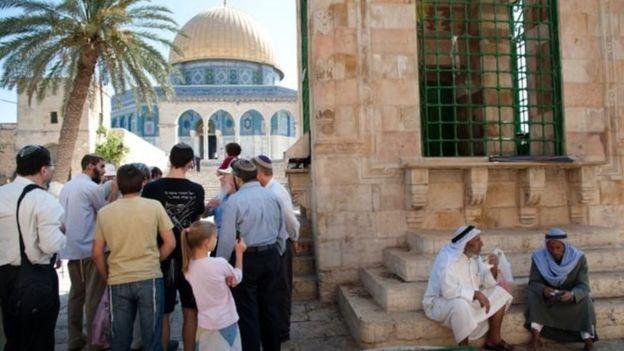 لا تعترف أي دولة بسيادة إسرائيل على القدس<br/>