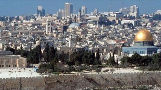 القدس من أقدم المدن في العالم<br/>