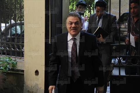 السيد البدوي - تصوير: روجيه أنيس
