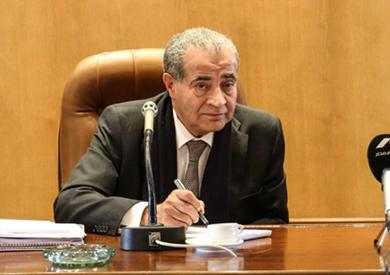 وزير التموين: بدء المرحلة الثانية من مشروع «جمعيتي»