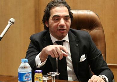 النائب عمرو الجوهري عضو مجلس النواب
