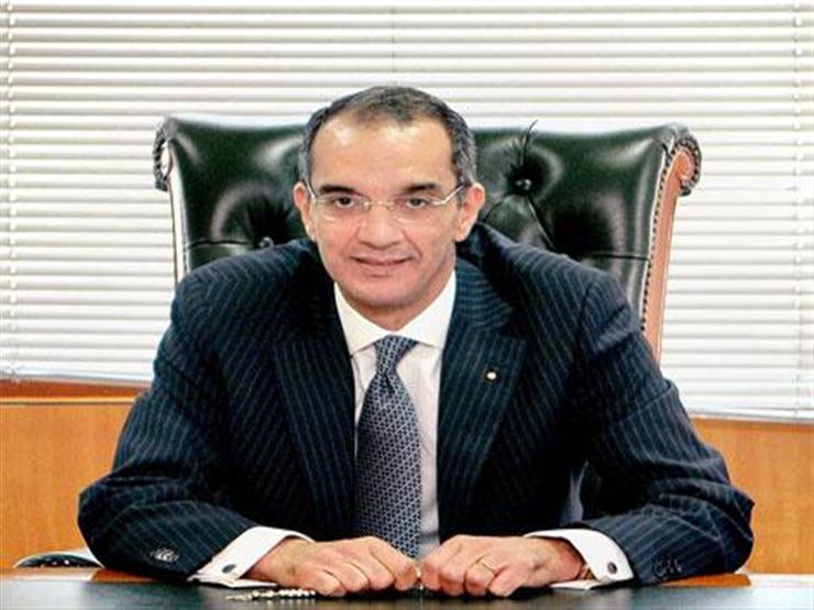 عمرو طلعت - وزير الاتصالات وتكنولوجيا المعلومات