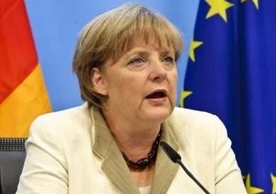 «ميركل» عن فوز «ماكرون»: انتصار للاتحاد الأوروبي