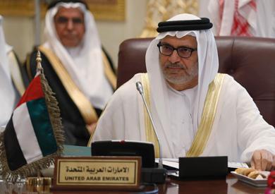 وزير الشئون الخارجية الإماراتي أنور قرقاش
