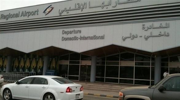 مطار أبها (أرشيفية)<br/>