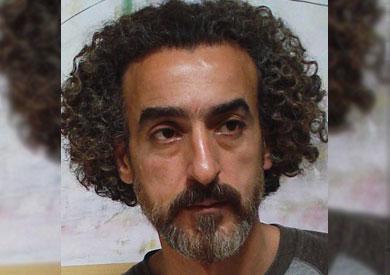 الفنان التشكيلى أشرف رسلان