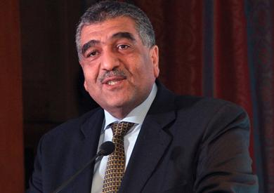 أشرف الشرقاوي وزير قطاع الأعمال العام