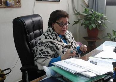 أسماء الديب مساعد وزير التربية والتعليم والتعليم الفني لشئون المديريات
