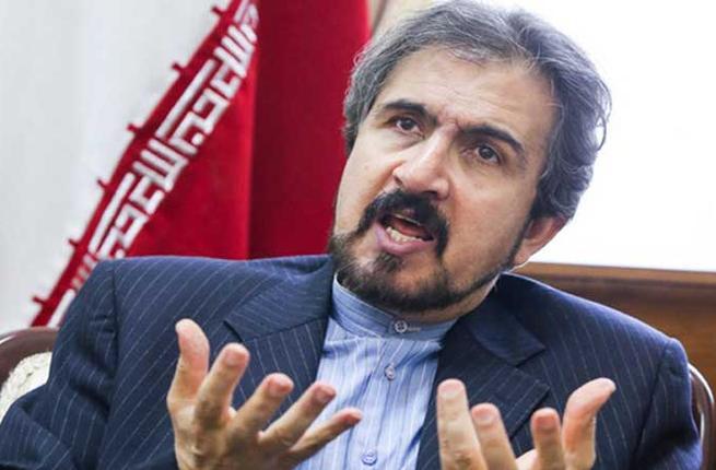 المتحدث باسم الخارجية الإيرانية