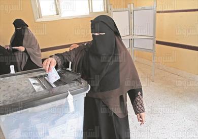 انتخابات الرئاسة 2014 فى المحافظات تصوير رافى شاكر<br/>