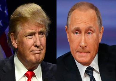 بوتين - ترامب