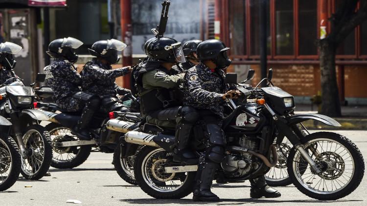 الحكومة الفنزويلية تؤكد مقتل ضابط شرطة سابق متمرد