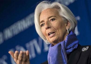 لاجارد أثار التضخم في الولايات المتحدة على منطقة اليورو تعد محدودة
