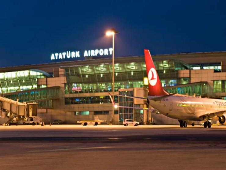 تقارير: تحطم طائرة خاصة في مطار أتاتورك التركي