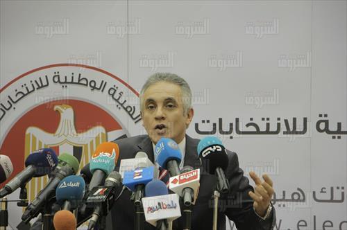 الهيئة الوطنية للانتخابات: إعلان نتيجة استفتاء الدستور خلال 5 أيام - بوابة الشروق