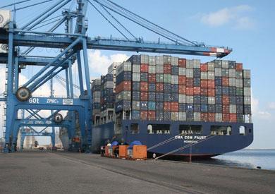ميناء دمياط ينجح في جذب التحالف الملاحي العالمي «The Alliance»