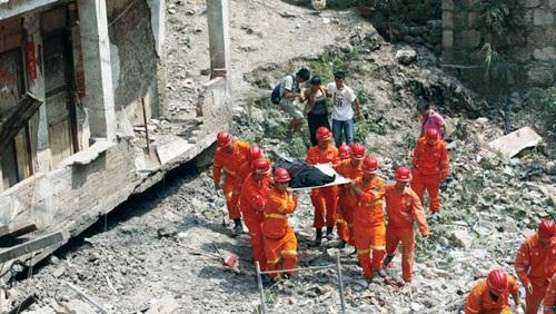 إصابة شخص و90 ألف دولار خسائر اقتصادية بسبب زلزال جنوب غربي الصين -          بوابة الشروق