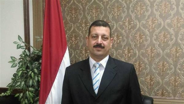 الدكتور أيمن حمزة المتحدث الرسمي باسم وزارة الكهرباء،