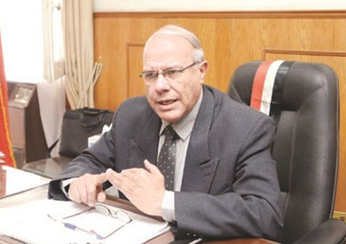 أحمد عبد العال رئيس هيئة الأرصاد الجوية