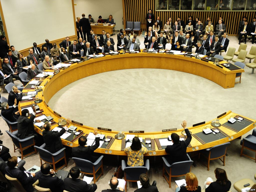 مجلس الأمن يدين بأشد العبارات حادث العريش الإرهابي