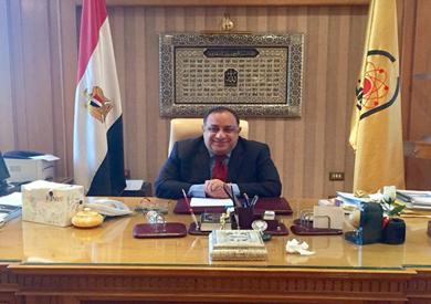 رئيس جامعة حلوان: خطة شاملة لدعم مبادرة «حياة كريمة» -          بوابة الشروق