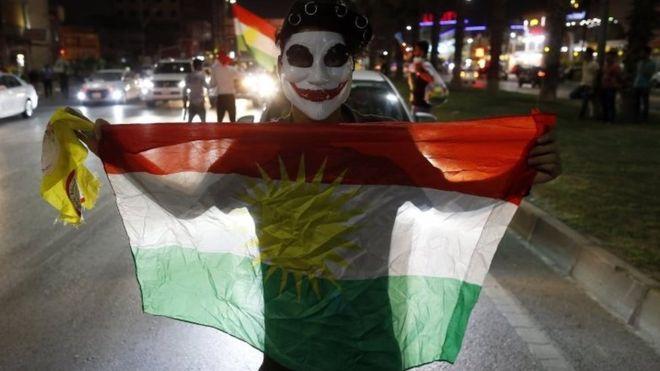 إقليم كردستان العراق يواجه حظرا جويا اعتبارا من اليوم