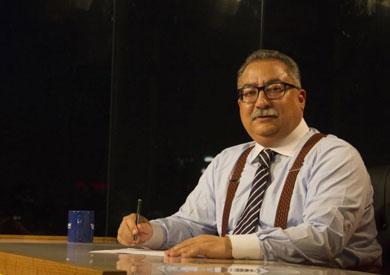الكاتب والروائي إبراهيم عيسي