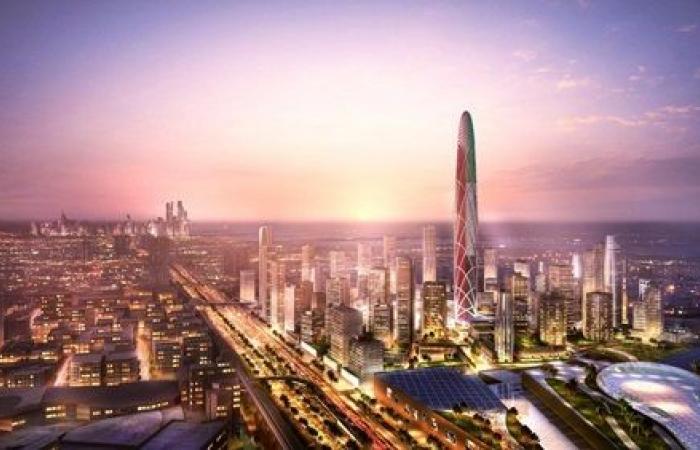 دبي تبدأ تنفيذ برج جميرا ليكون معلما سياحيا بارتفاع 550 مترا -          بوابة الشروق