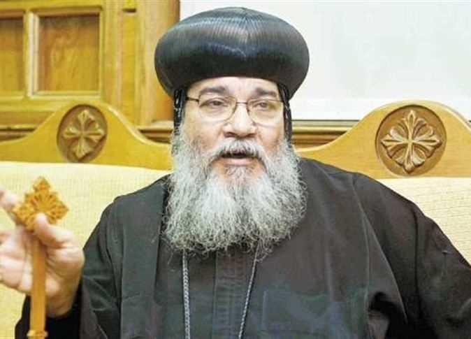 الأنبا مكاريوس - أسقف عام المنيا وأبو قرقاص
