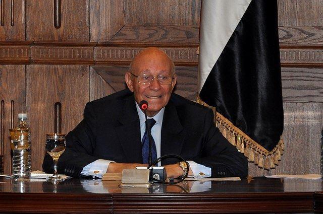 رئيس المجلس القومي لحقوق الإنسان محمد فايق