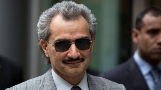 """الملياردير السعودي يمتلك استثمارات في شركات تكنولوجية أخرى مثل """"ليفت"""" وتويتر"""