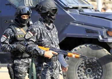الأمن يداهم المقابر والظهير الصحراوى ويضبط 12 مشتبهًا بهم فى تفجير الكنائس